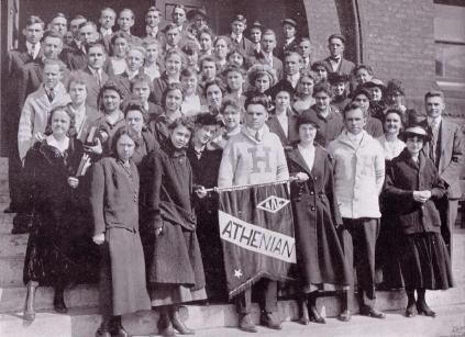 Athenian Society (1917)