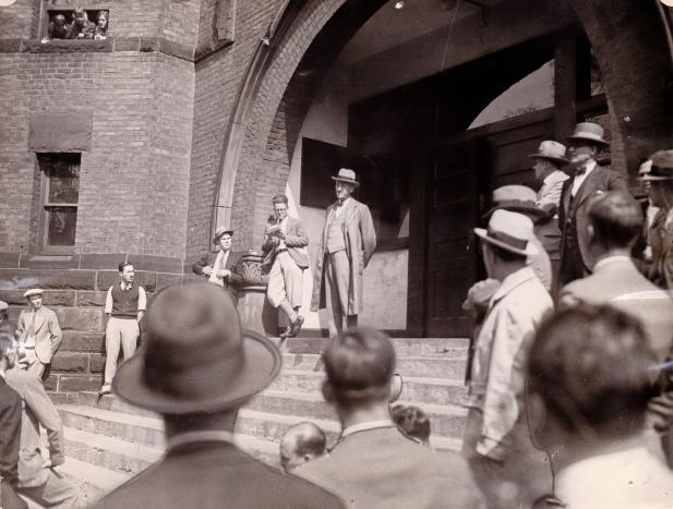 Dr Wayman & the Riots (1929)