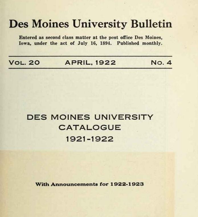 DMUBulletin-1922