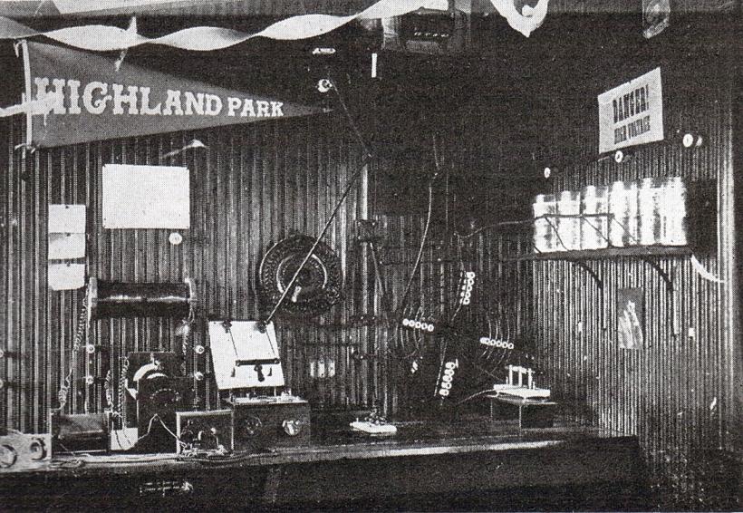wireless station