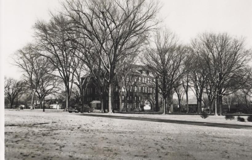 Arts & Science Hall 1954
